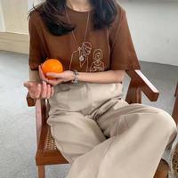 映画レオン風 プリントTシャツ 3色