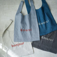 marché  bag &MERCI