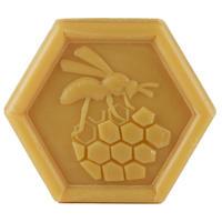 ハニーソープ100g ミツロウ -Plantes&Parfums -