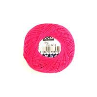 ハンガリー刺繍糸【3418】濃いピンク