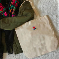 【ハンガリー刺繍キット】オールドカロチャのエコバッグ