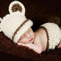 newborn·ᴥ·bear