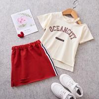 tシャツ+スカート SET