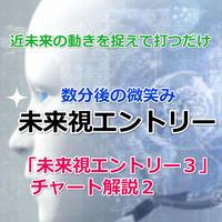 未来視エントリー3「バイナリーオプションテクニック」
