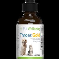 液体サプリメント Throat Gold『気管支』59ml