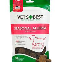 シーズンアレルギーソフトチュウ  愛犬の季節性のアレルギーをサポートする 〜シーズンアレルギーサポート30チュアブル〜
