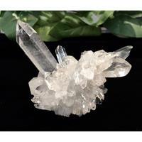 【高品質】水晶クラスター150g