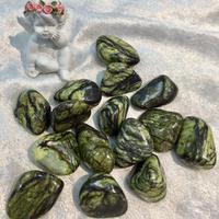 タンブルストーン サーペンティン 蛇紋石
