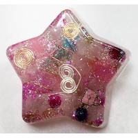 オルゴナイト 星型タイプ ピンク②