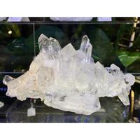 【高品質】水晶クラスター280g