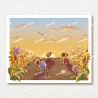 アートボード【Summer Way Home 】