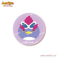 缶バッジ【スパイク】【SPIKE】