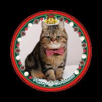 【季節限定クリスマスデザイン】オリジナル缶バッジ