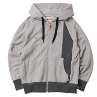 Crazy pattern-P/O Hoodie