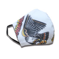 EAGLE  MASK - WHITE