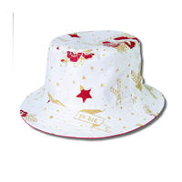 LIBERTINE BUCKET HAT