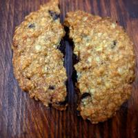 オートミールクッキー(ダブルチョコレート)