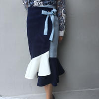 Mermaid Skirt BLUE