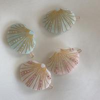 POTETE shell pin(2個)