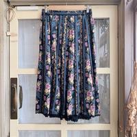 used flower skirt