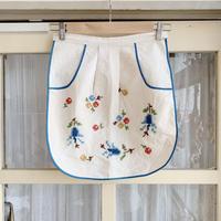 vintage euro apron
