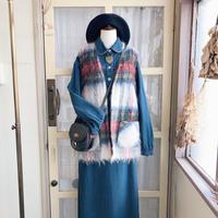used denim dress