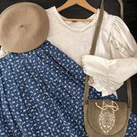 used euro lace blouse