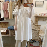 used embroidery tunic dress