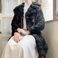 used fake fur coat