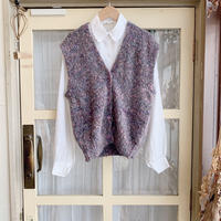 used mohair vest
