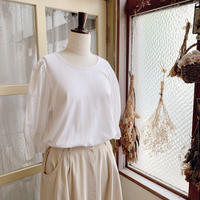 used cotton blouse