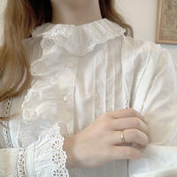 1920s antique french blouse