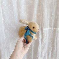 antique rabbit doll
