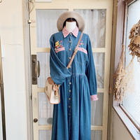 used Disney denim dress