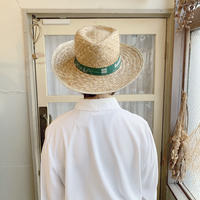 used straw hat