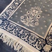 vintage Arabic rug