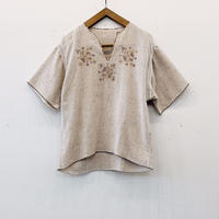 used embroidery blouse