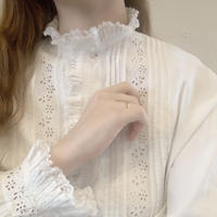 1900s antique french blouse