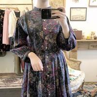 used euro flower dress