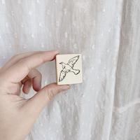 euro handmade stamp