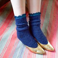 tarte socks (blueberry)
