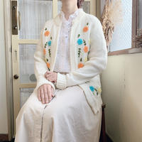 used embroidery  cardigan