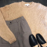 used mohair sweater