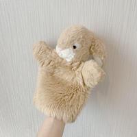 antique puppet rabbit