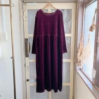 used velvet dress