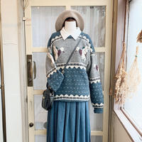 used woolrich  sweater