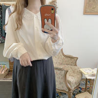 used us white blouse