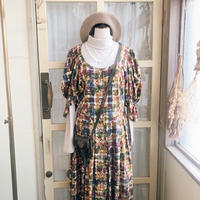used fruits dress
