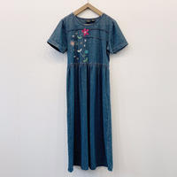 used deinim dress