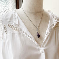 used crystal necklace